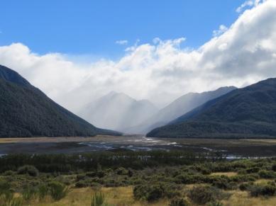 Superbes paysages glaciaires