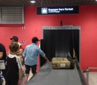 Lyon, les bagages arrivent, les plus jeunes trépignent !