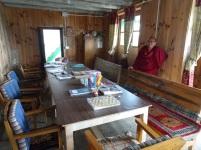 Salle des professeurs (camp de réfugié tibétain)