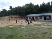 Népal 5 - France 1, incroyable partie de foot à Garma (centre d'accueil pour enfants avec handicap)