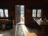 La cabane cosy de Tärnättholmarna