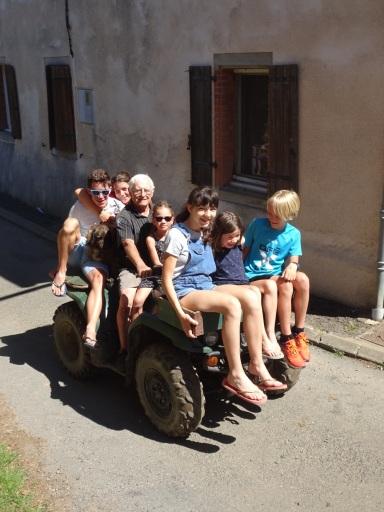 Transports en commun à Costes Auries !