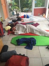 Camping chez l'habitant !